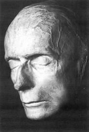 Rudolf Steiner, Death Mask of Austrian | sophielinksu